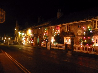 Castleton Christmas Lights 2005